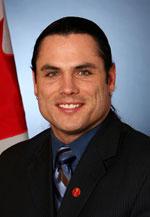 Senator Patrick Brazeau